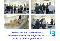 Foto Centro i3 - Instituto Internacional de Inovação Florianópolis
